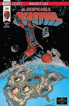 Despicable Deadpool (2017-) #295
