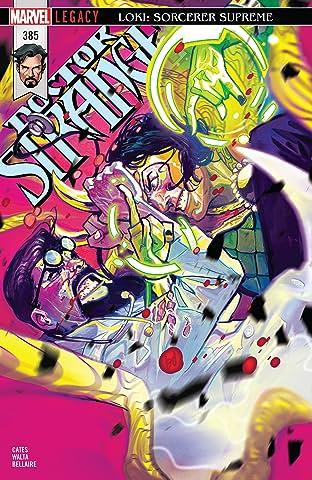 Doctor Strange (2015-2018) #385
