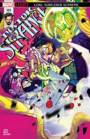 Doctor Strange (2015-) #385