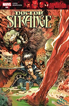Doctor Strange (2015-2018) #386