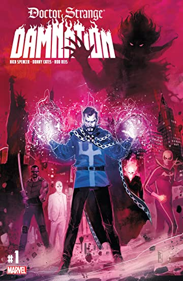 Doctor Strange: Damnation (2018) No.1 (sur 4)