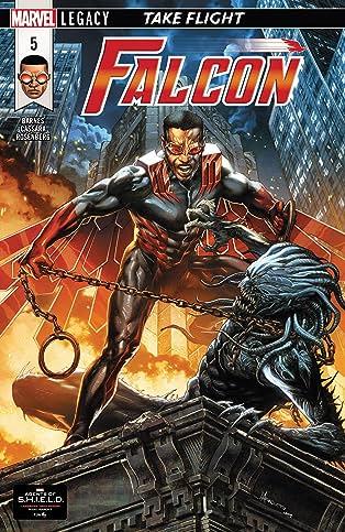 Falcon (2017-) #5