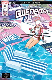 Gwenpool, The Unbelievable (2016-2018) #25