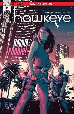 Hawkeye (2016-) #15