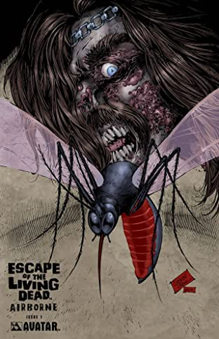 Escape of the Living Dead: Airborne No.1
