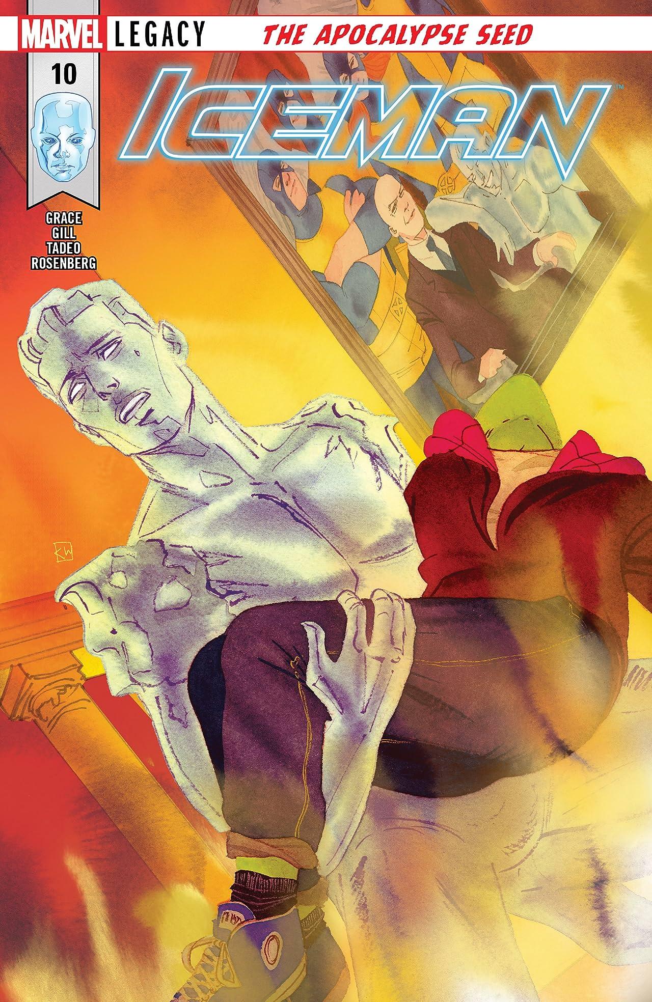 Iceman (2017-) #10