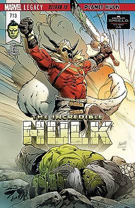 Incredible Hulk (2017-2018) #713