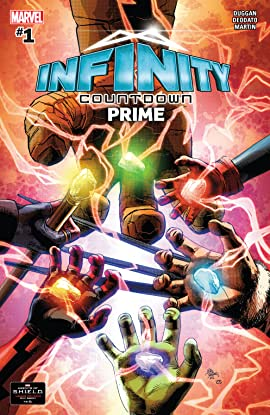 Infinity Countdown Prime (2018) #1