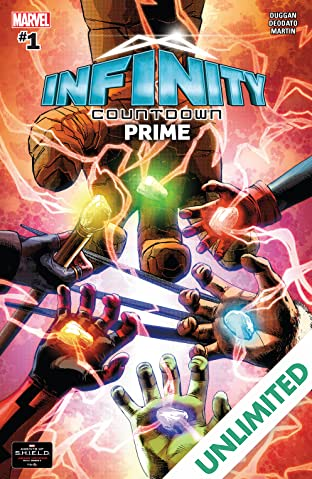 Infinity Countdown Prime (2018) #1