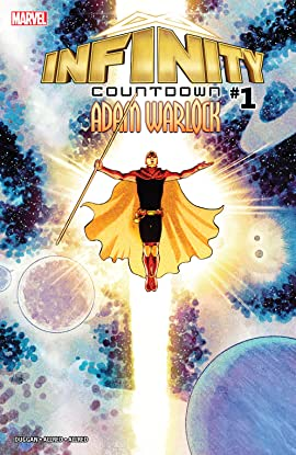 Infinity Countdown: Adam Warlock (2018) #1