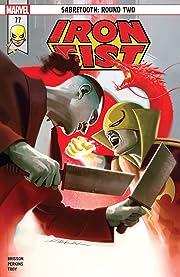 Iron Fist (2017-) #77