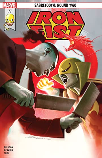 Iron Fist (2017-) No.77