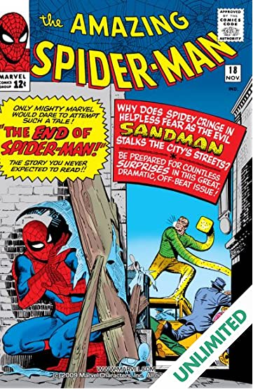 Amazing Spider-Man (1963-1998) #18
