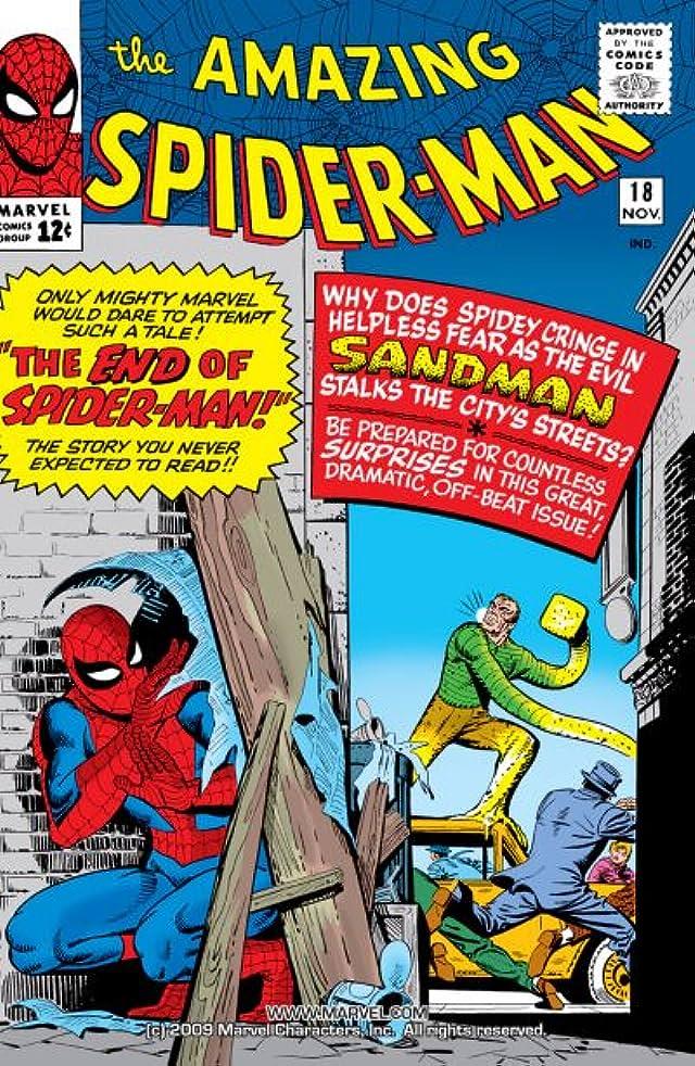 Amazing Spider-Man (1963-1998) #18