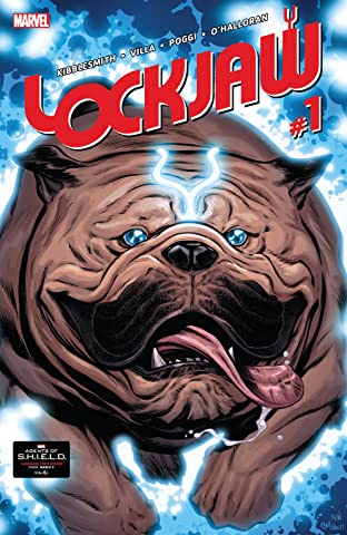 Lockjaw (2018) No.1