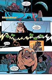 Lockjaw (2018-) #1
