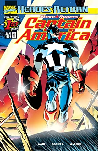 Captain America (1998-2002) No.1