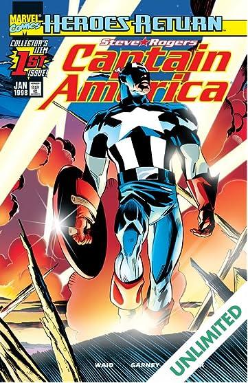 Captain America (1998-2002) #1