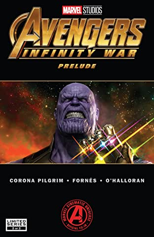 Marvel's Avengers: Infinity War Prelude (2018) No.2 (sur 2)