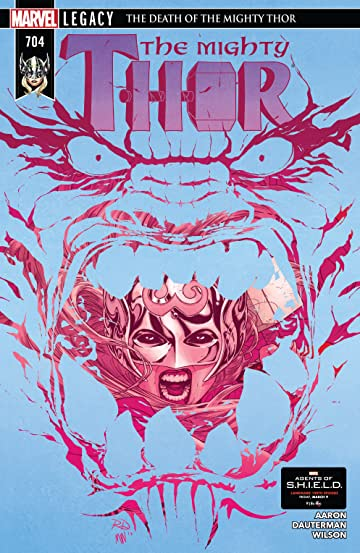 The Mighty Thor (2015-) No.704