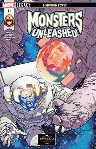 Monsters Unleashed (2017-) #11