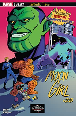 Moon Girl and Devil Dinosaur (2015-) #28