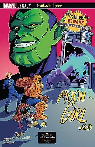 Moon Girl and Devil Dinosaur (2015-) #28
