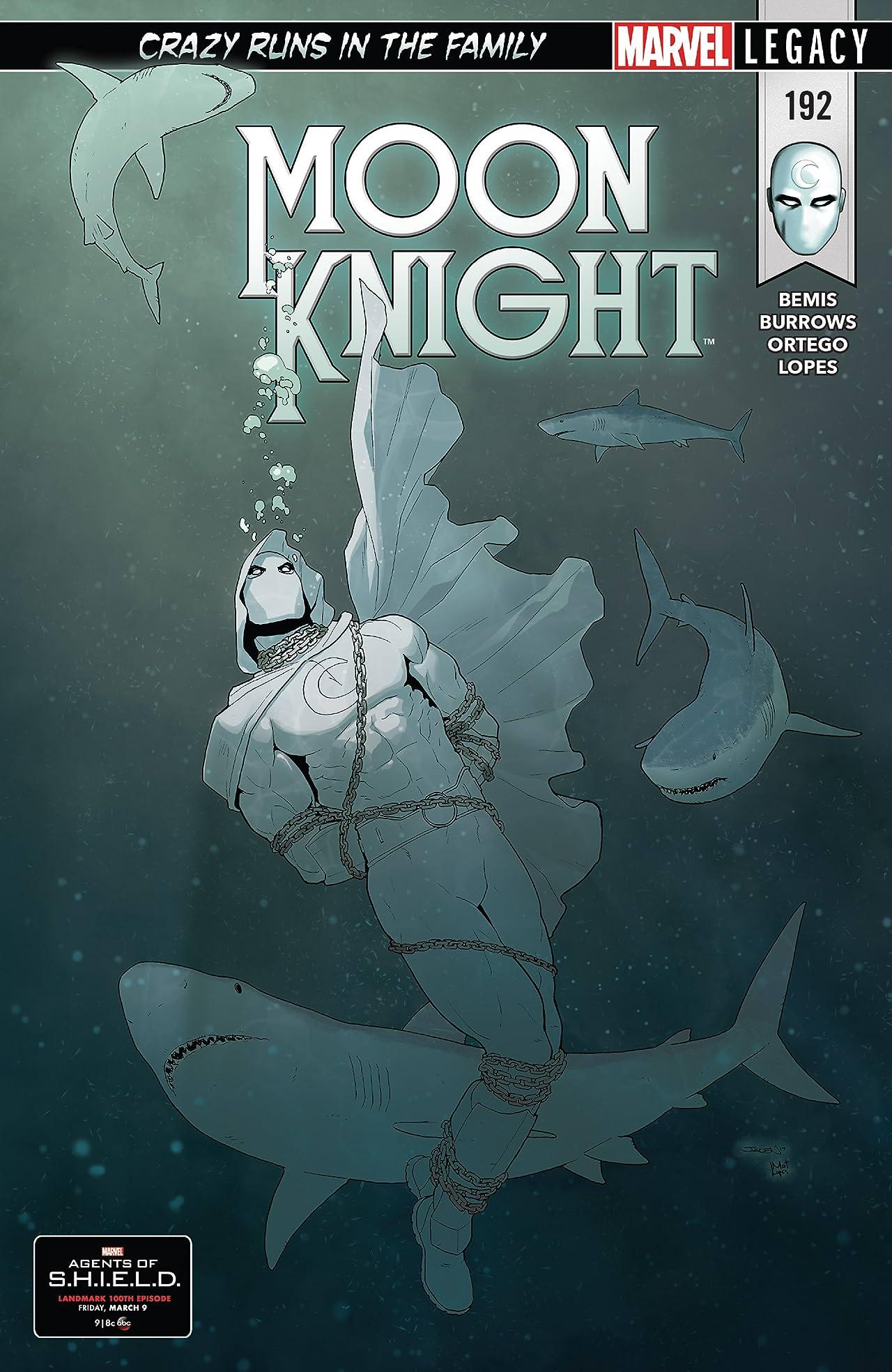 Moon Knight (2017-) #192