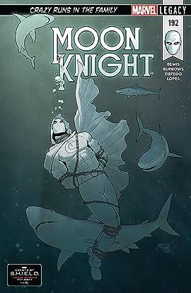 Moon Knight (2017-2018) #192