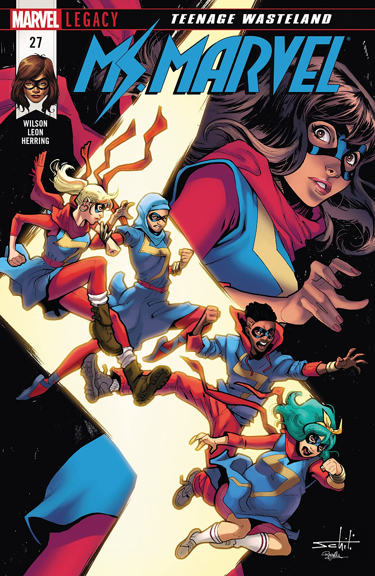 Ms. Marvel (2015-) #27