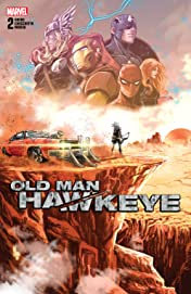 Old Man Hawkeye (2018-) #2 (of 12)