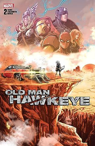 Old Man Hawkeye (2018-) #2 (of 12)