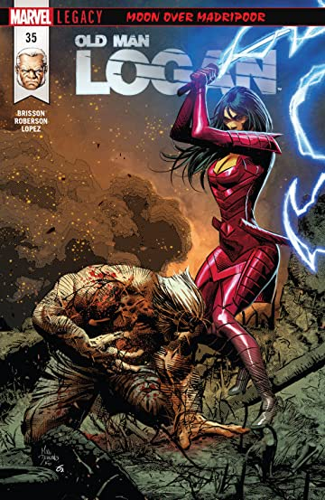 Old Man Logan (2016-) #35
