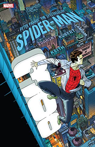 Peter Parker: The Spectacular Spider-Man (2017-) #300
