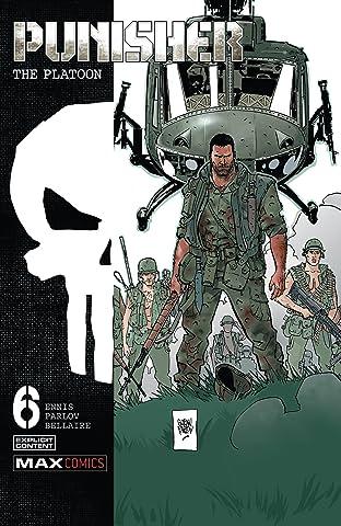 Punisher: The Platoon (2017-2018) No.6 (sur 6)