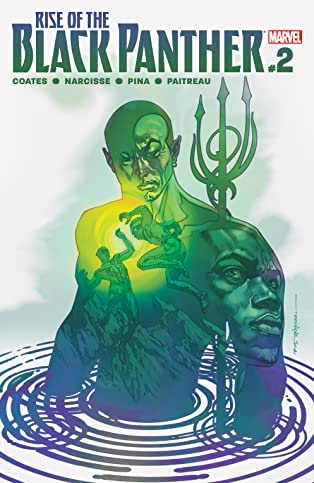Rise of the Black Panther (2018) #2 (of 6)