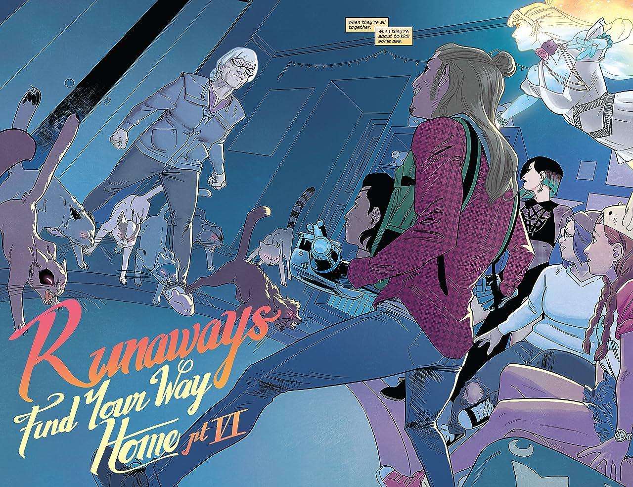Runaways (2017-) #6