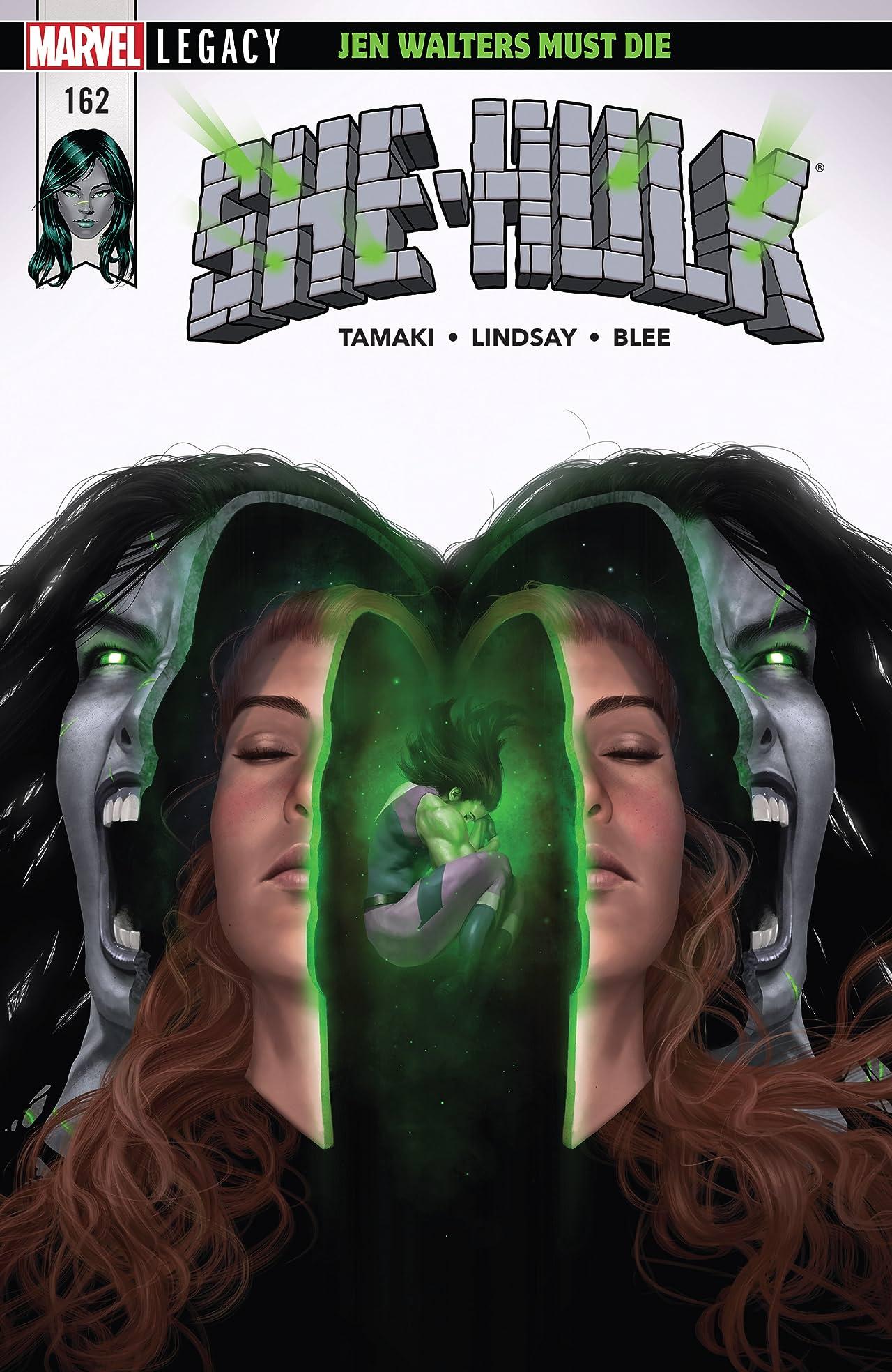 She-Hulk (2016-2018) #162