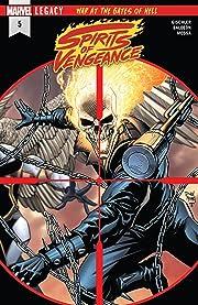 Spirits of Vengeance (2017-2018) #5