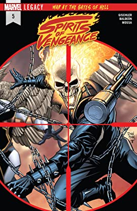 Spirits of Vengeance (2017-2018) #5