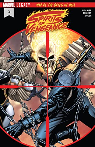 Spirits of Vengeance (2017-) #5