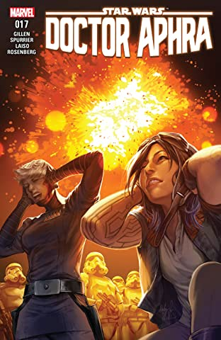 Star Wars: Doctor Aphra (2016-2019) #17