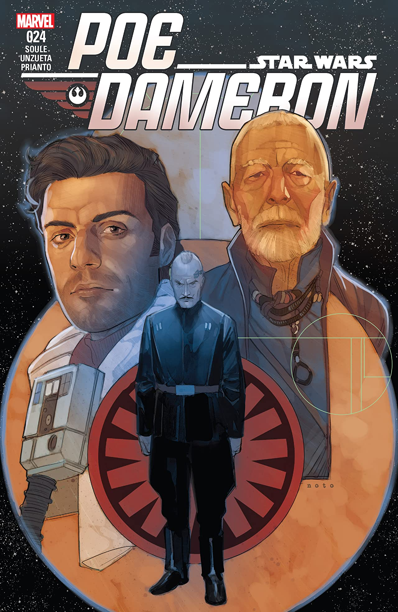 Star Wars: Poe Dameron (2016-2018) #24