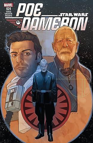 Star Wars: Poe Dameron (2016-2018) #24