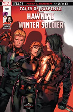 Tales of Suspense (2017-2018) No.102