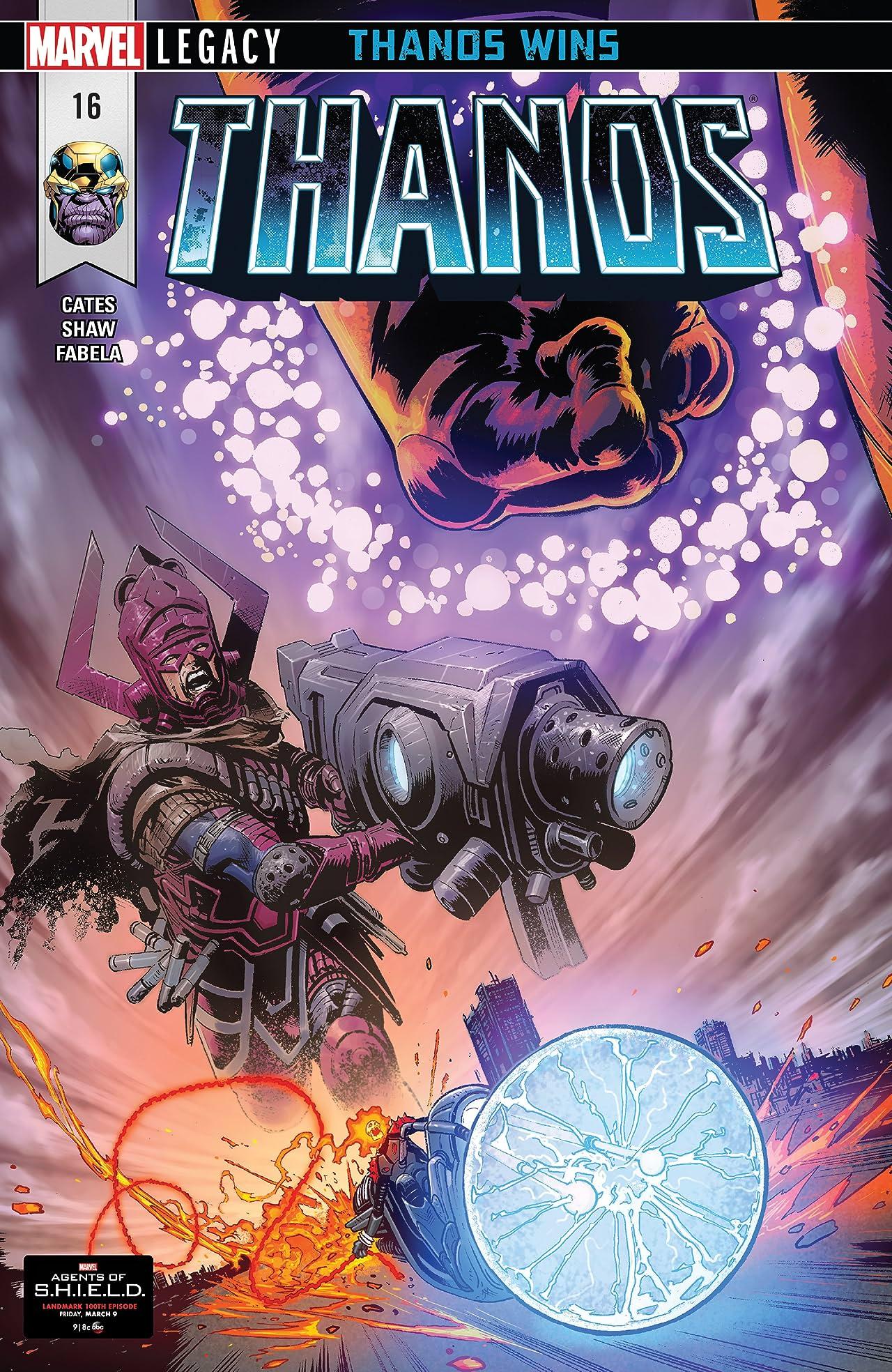 Thanos (2016-) No.16