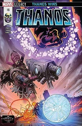 Thanos (2016-2018) #16