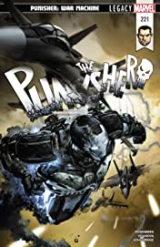 The Punisher (2016-) #221