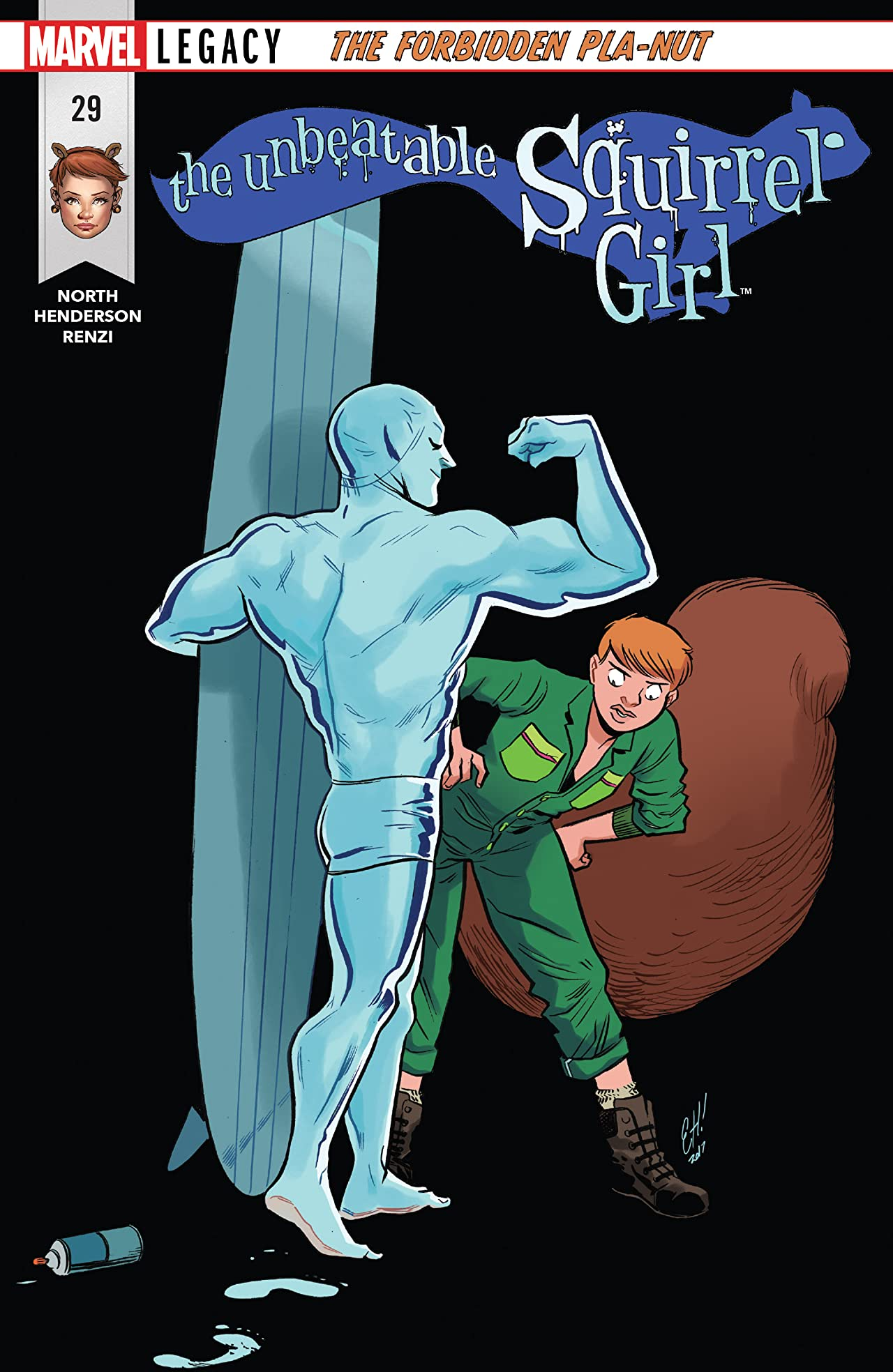 The Unbeatable Squirrel Girl (2015-) #29