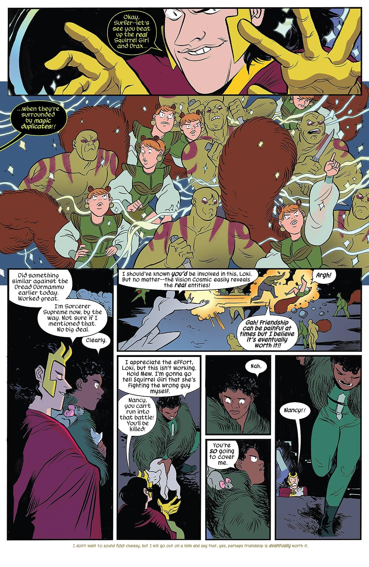 The Unbeatable Squirrel Girl (2015-) #29